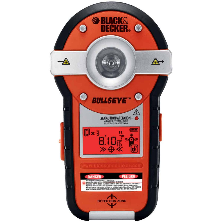 Black & Decker Bullseye 20 Ft. Self-Leveling Line Laser Level with Stud Sensor Image 1