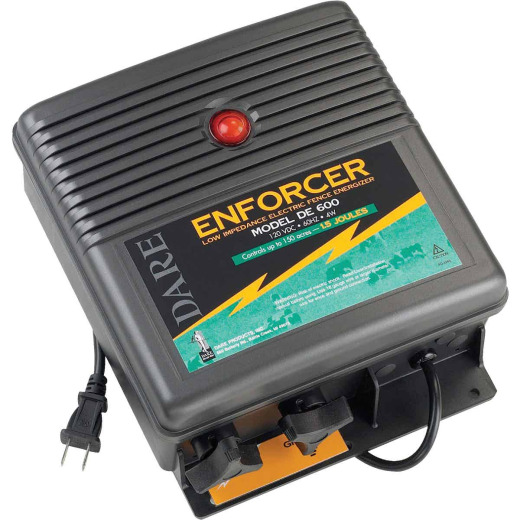 Dare Enforcer 150-Acre Electric Fence Charger